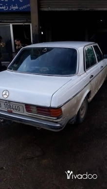 Mercedes-Benz in Beirut City - mercedes