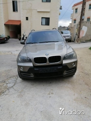 BMW in Beirut City - ‎Bmw x5 2008 v6 ‏ ‏دفع بال لبناني‎