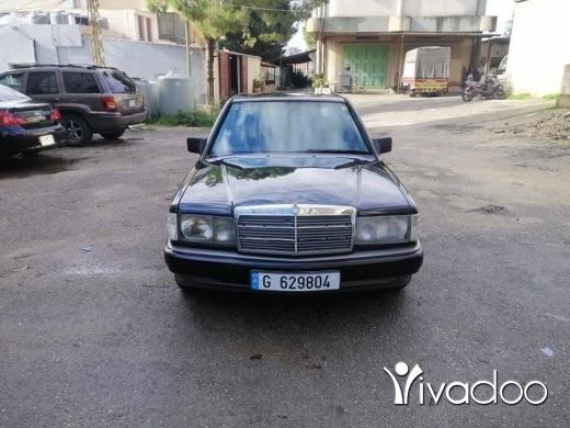 Mercedes-Benz in Nabatyeh - 190 sayara 7elwe 1992