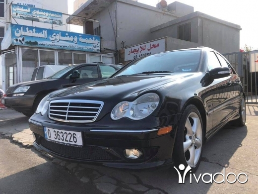 Mercedes-Benz in Beirut City - Mercides 230 kompresor 2005 sherky