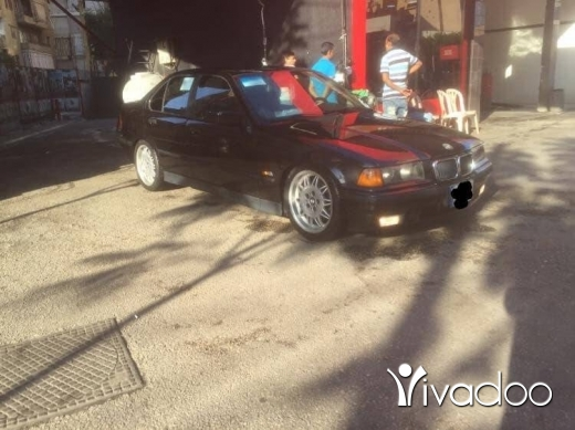 BMW in Beirut City - For sale 3al 1500