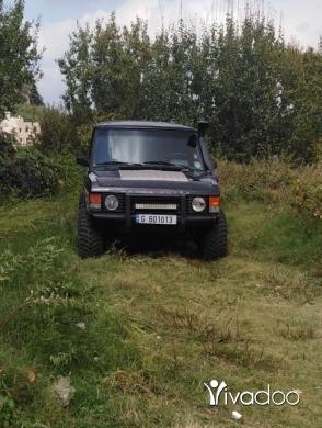 Rover in Tripoli - Ranj Roveer