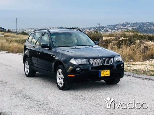 BMW in Beirut City - x3 2007 full options