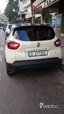 Renault in Beirut City - RENAULT CAPTUR