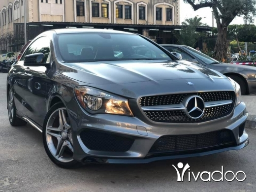 Mercedes-Benz in Beirut City - CLA 250 Look AMG 2014 Panoramic