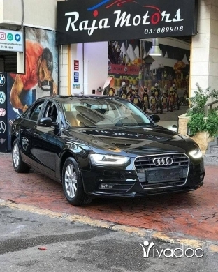 Audi in Beirut City - Audi A4 2016 TFSI