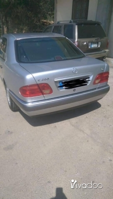 Mercedes-Benz in Taalabaya - Mercedes benz E280