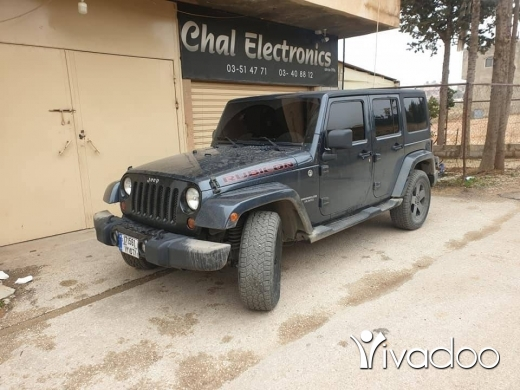 Jeep in Baalback - 2008 wrangler unlimited