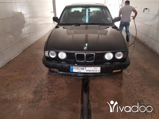 BMW in Beirut City - Bmw 525i e34 1990