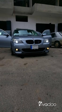 BMW in Nabatyeh - 525. 2005