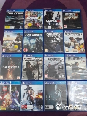 Video Games & Consoles in Beirut City - Cd ps4