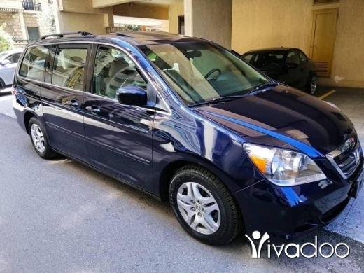 Honda in Tripoli - Honda odyssey ex-l