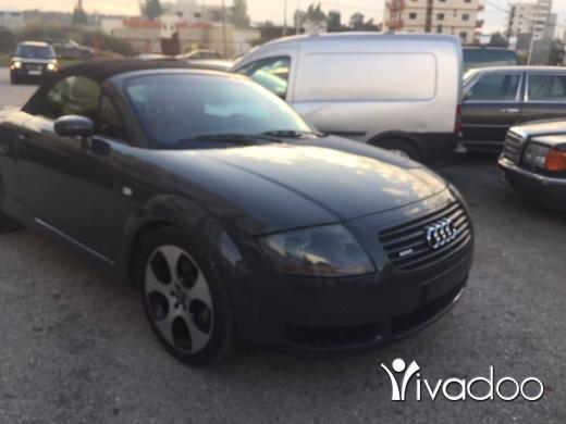 Audi in Beirut City - Audi TT mod 2002 vitess 3adi