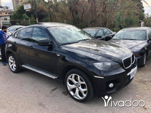 BMW in Tripoli - bmw x6