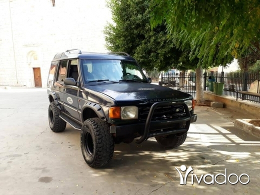 Land Rover in Zgharta - Land rover model 95 enkad