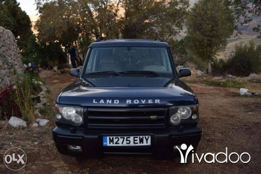 Rover in Beirut City - Rover discovery