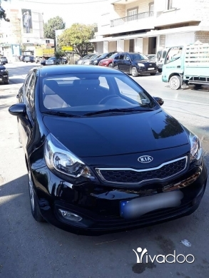 Kia in Beirut City - Kia rio 2013 tiptronic
