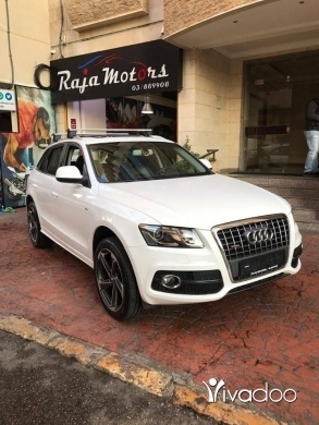 Audi in Beirut City - Audi Q5 S-line 2011 2.0 Turbo Quattro
