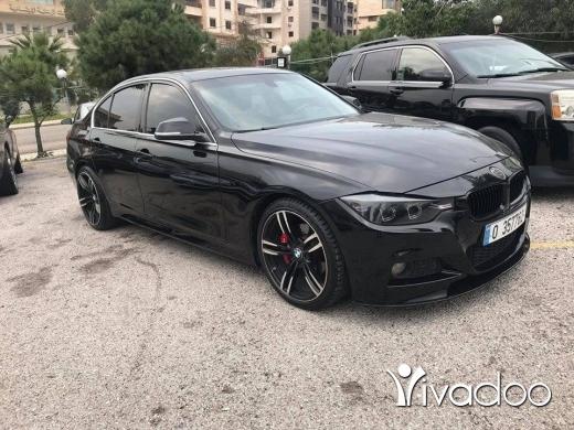 BMW dans Beyrouth - 328i 2012
