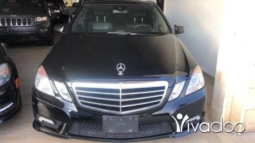 Mercedes-Benz in Beirut City - E350 2011