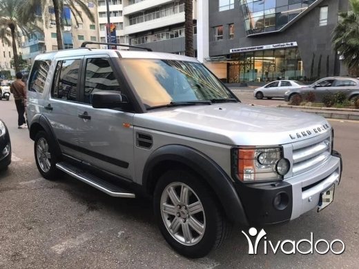 Rover in Beirut City - Land rover lr3 v8 HSE 7
