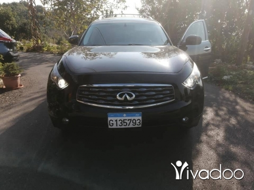 Infiniti in Beirut City - Fx 35 2010