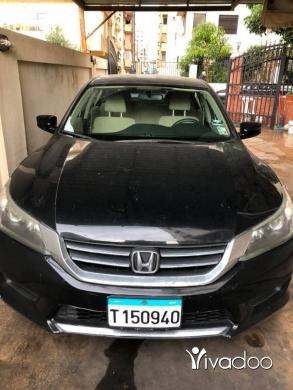 Honda in Tripoli - 2013 honda