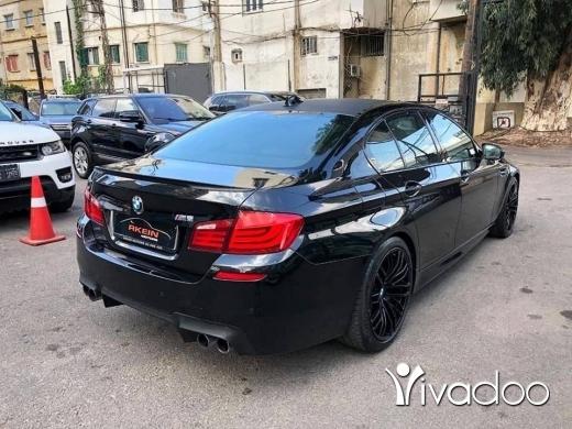 BMW dans Beyrouth - bmw m5 2012
