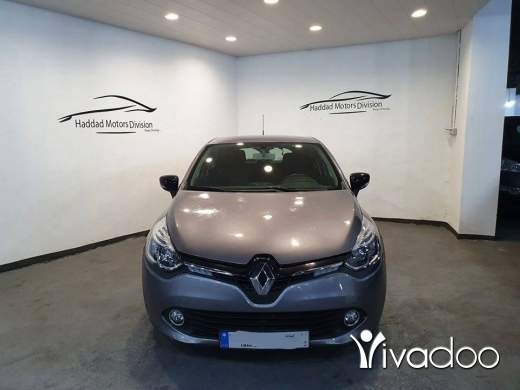 Renault in Beirut City - 2015 Renault Clio 1.2L Turbo