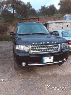 Rover in Zgharta - Range rover vogue look 2012