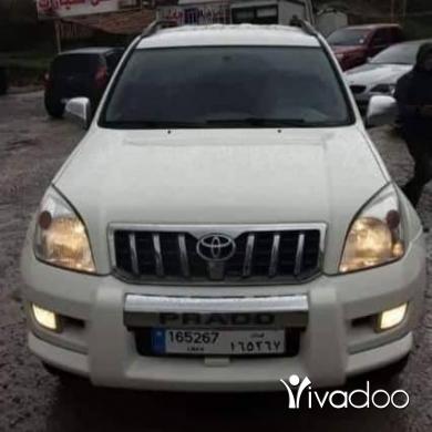 Toyota in Tripoli - bei3 shira2