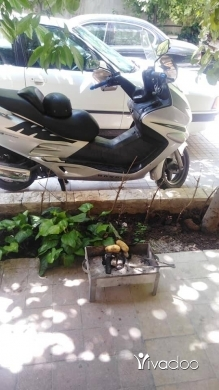 Motorbikes & Scooters in Beirut City - Honda forza special edition ABS wara w edem