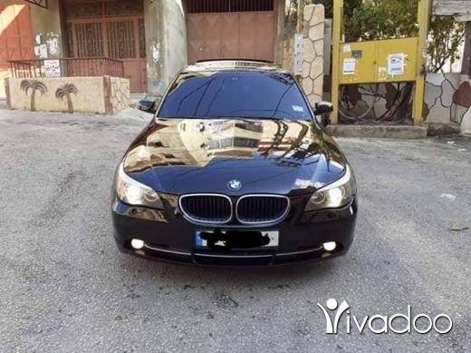 BMW in Al Beddaoui - E60 bmw