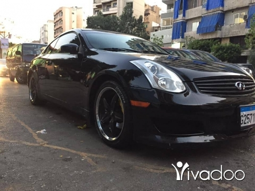 Infiniti in Beirut City - G35 for sale or trade