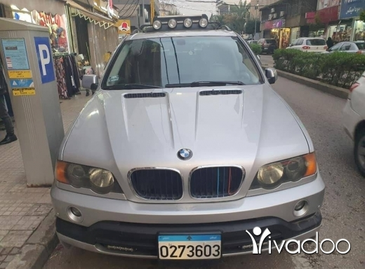BMW in Berj Hammoud - x5 2003