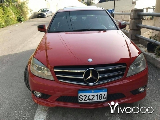Mercedes-Benz in Sin el-Fil - mercedes c300 look Amg super momaizy
