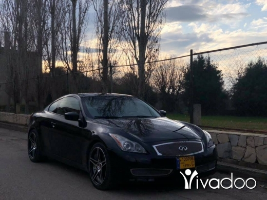 Infiniti in Beirut City - For sale or trade on supercharged