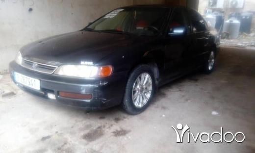Honda in Bourj el Barajneh - car