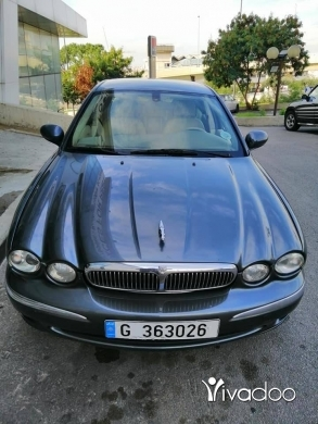 Jaguar in Sin el-Fil - Jaguar X Type