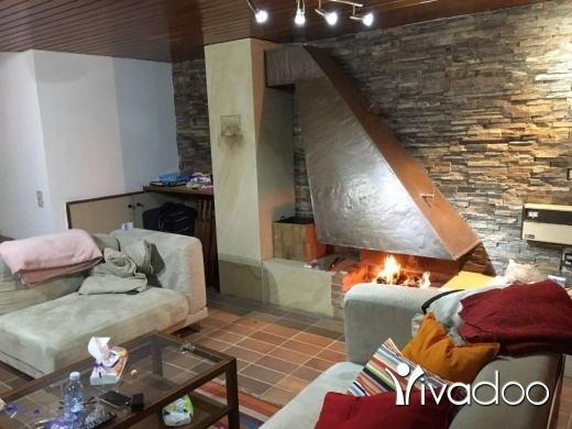 Chalet in Faraya - A furnished 120 m2 chalet with a terrace and swimming pool for sale in Faraya