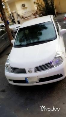 Nissan in Antelias - Nissan tida 2006 ful op