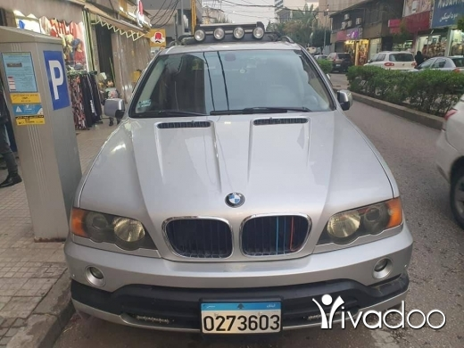 BMW in Chiyah - x5 2003 5eri2