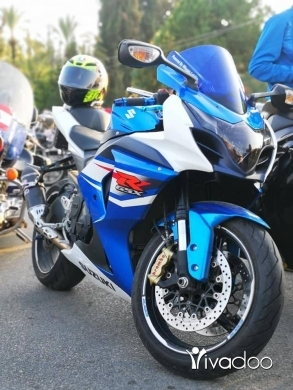 Baotian in Beirut City - gsxr1000cc 2013