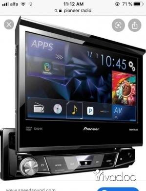 Car Parts & Accessories in Tripoli - radio pioneer
