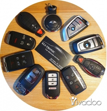 Car Parts & Accessories in Beirut City - Spare keys For All models