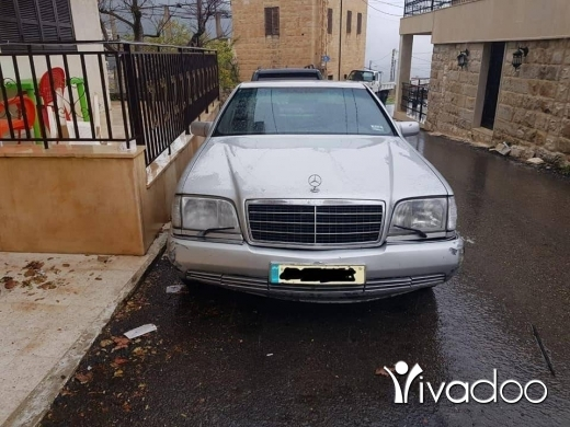 Mercedes-Benz in Beirut City - Mercedes shaba7 500