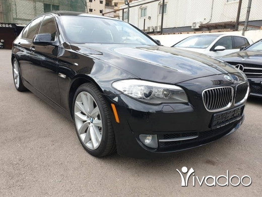 BMW in Beirut City - F10 BMW 535i Clean carfax Sport package