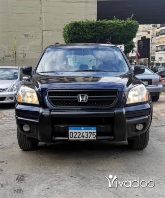 Honda in Beirut City - Honda pilot 2004 4WD