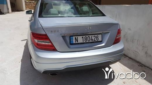 Mercedes-Benz in Beirut City - Mercedes C 250