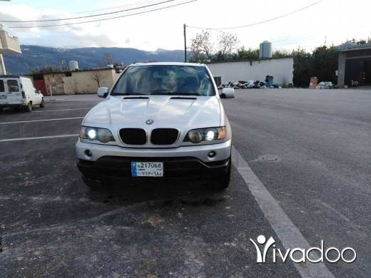 BMW in Tripoli - X5 2001